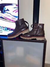 Mens Donald  J Pliner Zip Up Boots Size 11 Larz Calf Leather $265