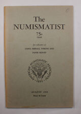 The Numismatist For Collectors Of Coins Paper money August 1963