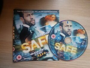 Safe (Blu-ray, 2012) ** DISC AND COVER ONLY **