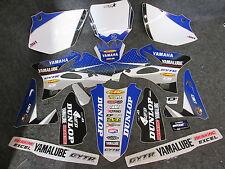 Yamaha YZ125 YZ250 2007-2014 Star Racing usa equipo gráficos + kit de plástico GR1290