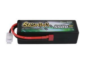 Li-Po Car Hard Case 3S 11.1V 5500mAh 50C Bashing with T-Type : GC3S5500-50T
