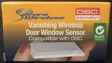 Brand New DSC EV-DW4975 Vanishing Wireless Door Window Sensor