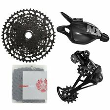 Fast Shipping SRAM NX Eagle 12 Speed Groupset MTB Kit 4 piece , Trigger Shifter