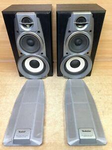 Technics SB-DV290 Powerful Bi-Wired Stereo Speakers 3-way Output, 6-8 Ohms 1