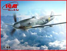 ICM 1/48 Messerschmitt Bf109F-4/R-6 # 48107