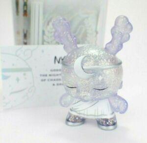 "Kidrobot Dunny 3"" Spiritus Dea NYX by Lisa Toms Designer Art Toy Figure"