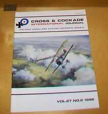 CROSS & COCKADE GREAT BRITAIN JOURNAL VOL 27 No 2 1996 FELDFLIEGER-ABTEILUNG