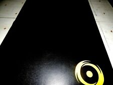 Floor Mat.It protects your floor from damage,Black Exercise Equipment 3' x 5'