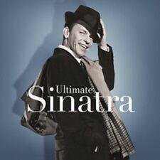 FRANK SINATRA ULTIMATE SINATRA CD NEW