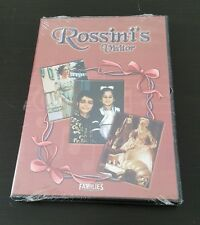 Rossini's Visitor (DVD, Feature Films for Families, 2003) David Devine Rekab NEW