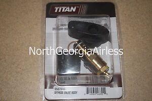 Titan 0507690 Bypass Valve Assembly *OEM*