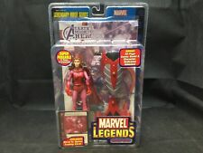 Scarlet Witch - Marvel Legends Action Figure [Toy Biz 2005] Legendary Rider NIB