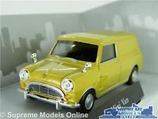 MINI MODEL CAR VAN 1:43 SCALE GREEN COMMERCIAL CARARAMA MORRIS AUSTIN BMC K8