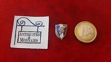MILITARIA - INSIGNE BOUTON  ANCIENS COMBATTANTS FR CASQUE GAULOIS DECAT REF26199