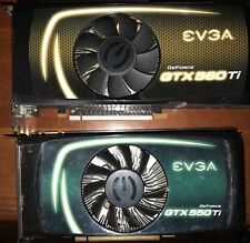 EVGA NVIDIA GeForce GTX 560 Ti 1 GB 01G-P3-1561-B1. **For Parts**