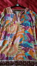 womans tunic size 16