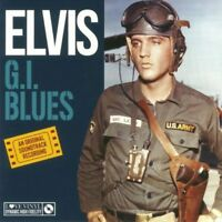 Elvis Presley GI Blues Soundtrack Vinyl LP Album NEW UK Stock Gift Idea The King