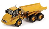 Caterpillar 725 Articulated Dump Truck -Features (1:50) Item # CAT55073