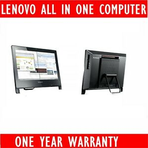 Lenovo i5 3rd Gen All in One Computer Pc 500gb ssd Dell Mouse Webcam
