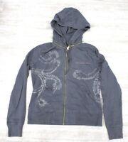 Da-Nang Surplus Women's Hooded Sweater Embroidered DEEGY FTG23471756 X-SMALL XS