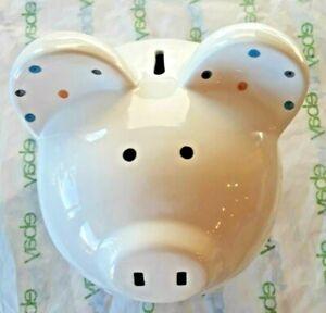 Child to Cherish Large Piggy Bank Sweet Safari Nordstrom