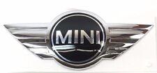 Mini Cooper S Coupe Convertible Genuine Hood Emblem 2002-2006 NEW