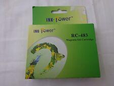 Ink Power RC-483 Magenta Ink Cartridge--Expired