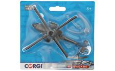 Helicóptero Apache Corgi Vitrina cs90623 NUEVO
