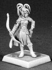 SHALELU ELF RANGER - PATHFINDER REAPER miniature figurine rpg jdr metal 60042