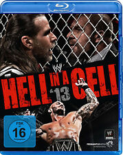 WWE Hell In A Cell 2013 BLU-RAY DEUTSCHE VERKAUFSVERSION