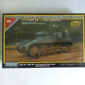 Tristar 1/35 German Panzer I Ausf A sd Kfz 101 Model Kit  #028  Sealed