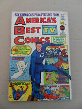 America's Best TV Comics 1 . One Shot  (TV) .  ABC Marvel Prod .1967 .FN +