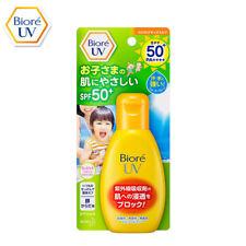 Biore UV☆KAO Japan-SUNSCREEN UV Kids Milk SPF50+/PA++++ 90g ,JAIP.