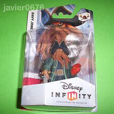 DAVY JONES FIGURA DISNEY INFINITY NUEVO Y PRECINTADO PS3 XBOX360 Wii WiiU 3DS