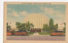 USA, The Ford Rotunda, Schaefer Road, Dearborn, Mich. Postcard, B232