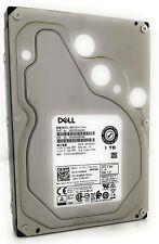 """DELL 1TB 3.5"""" SATA 7.2K Disco Duro MG04ACA100NY HDEPR 84DAB51 0K4M5W TOSHIBA"""