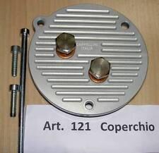 Honda CB72 CB77 Cappellini #121 engine side cover ONLY for universal oil cooler