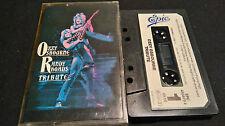 Ozzy Osbourne/Randy Rhoads Tribute * RARE Dolby Chrome MC TAPE *