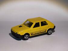 Fiat Ritmo Abarth - ref 239  au 1/53 de Majorette