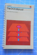 APPLE II THE DOS MANUAL Disk Operating System A2L0036 1980 1981 Vintage Manual