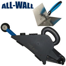 Delko Banjo Drywall Taping Tool w/OX Pro Inside Corner Finishing Trowel