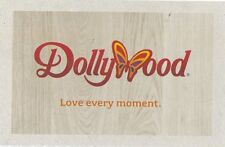 Dollywood Tickets for sale | eBay
