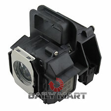 New Projector Lamp Bulb ET-LAX100 with Housing for PANASONIC PT-AX200E AX100E