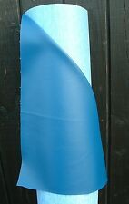 Blue  Vinyl upholstery fabric speed fishing boat seat