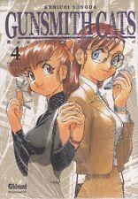 GUNSMITH CATS Revised Edition tome 4 Intégrale Sonoda MANGA seinen en français