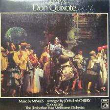 Nureyev (Vinilo Lp Gatefold) Don Quijote-Emi-oasd-Australia - en muy buena condición/casi como nuevo