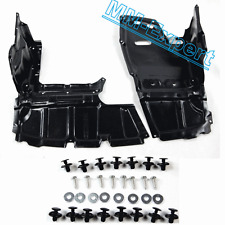 Toyota Avensis Under Engine Cover petrol 2.0 + FITTING KIT Undertray 2003-2008