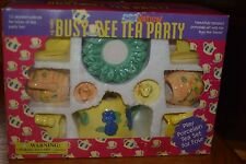 1999 Busy Bee Tea Party Set by Imagination Children's Development