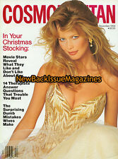 Cosmopolitan 12/93,Claudia Schiffer,December 1993,NEW