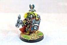 Warhammer Space Marine Lysander Well Painted